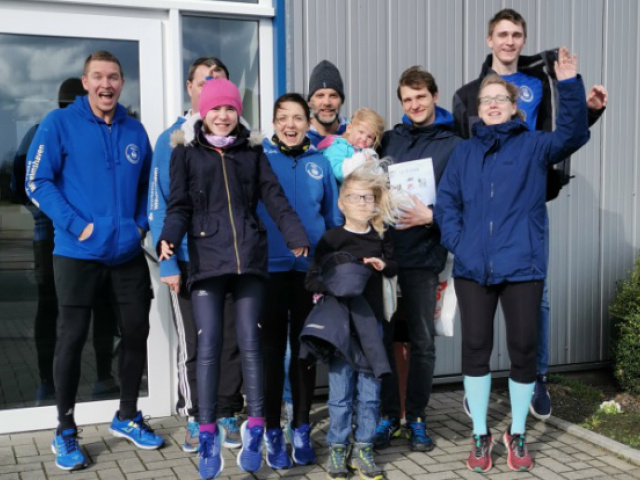 Winterlaufserie des TuS Jaderberg